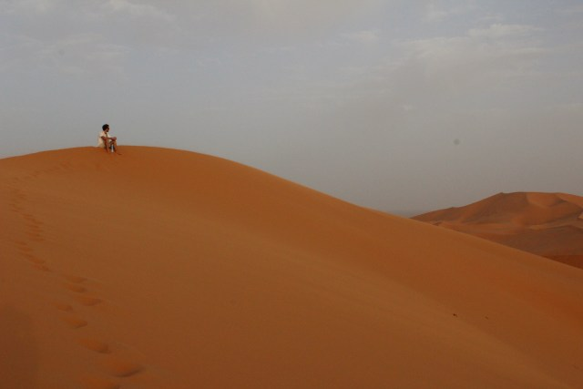 how to visit the Sahara Desert from Marrakech