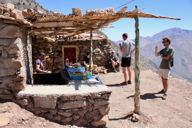 imlil Morocco budget travel guide Atlas Mountains