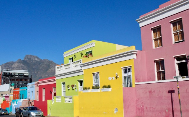 bo kaap Cape Town budget travel guide