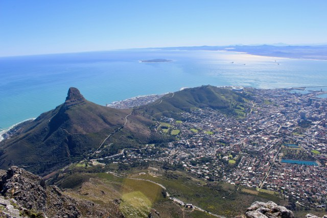 table mountain view north