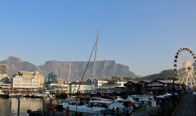 waterfront Cape Town budget travel guide South Africa