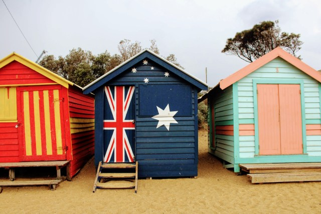 things to do in melbourne australia Brighton bathing boxes