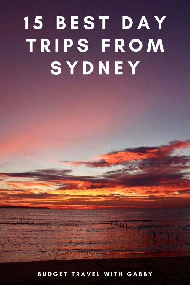 15 BEST DAY TRIPS FROM SYDNEY TRAVEL
