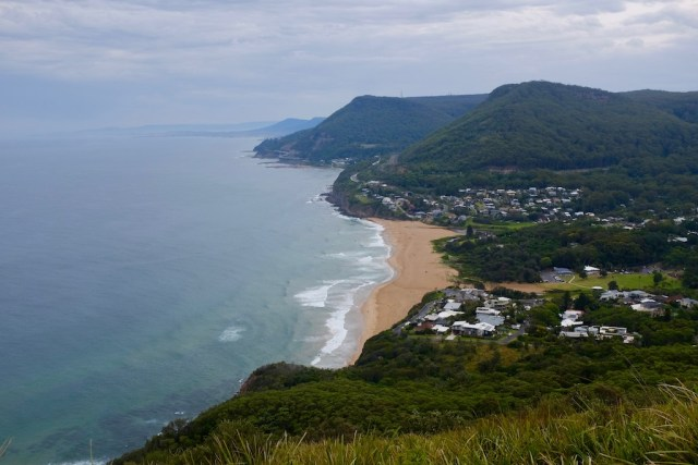 bald hill lookout Australia Day trips from Sydney