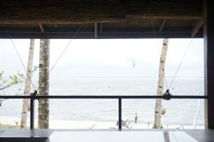 Kitesurfers at Viento