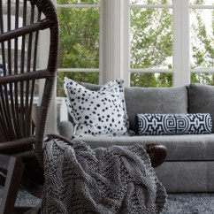 Decorative Accent Pillows Living Room Dividing A Large Master The Mix How To Style Throw On Couch