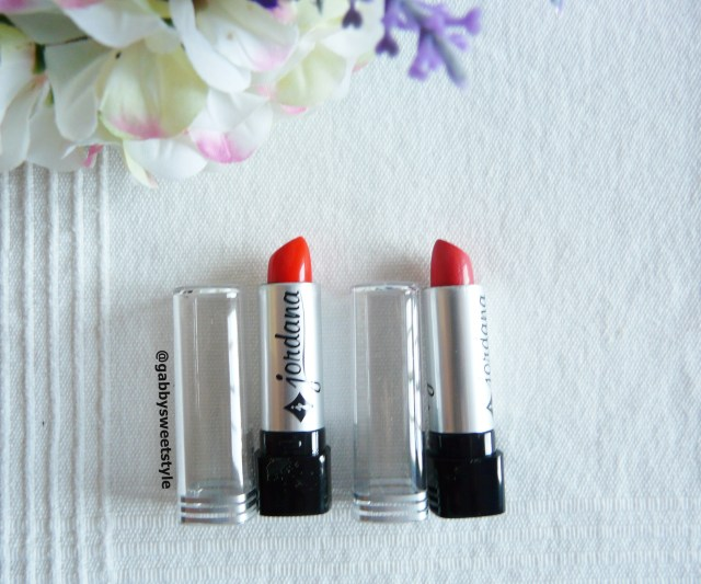 Labiales Jordana Orange y glaze