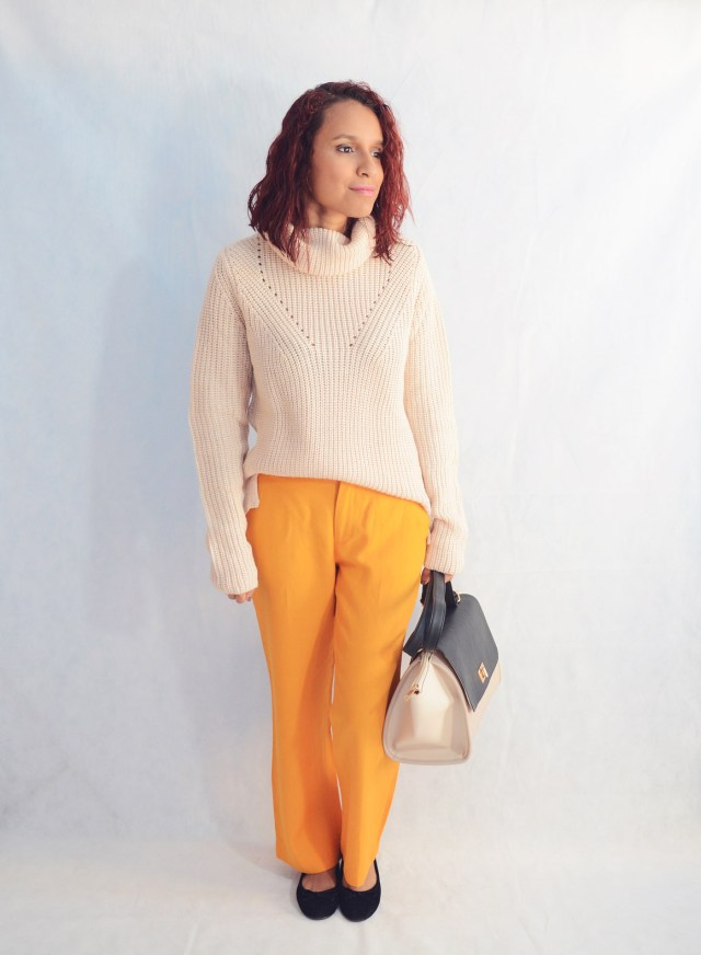 Combina pantalones naranja 3