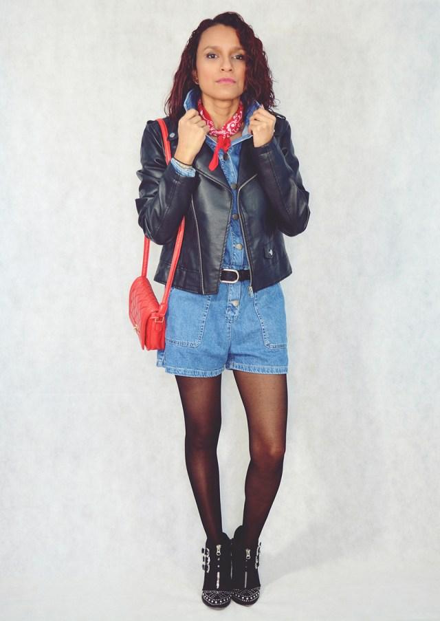 Look años 90 5