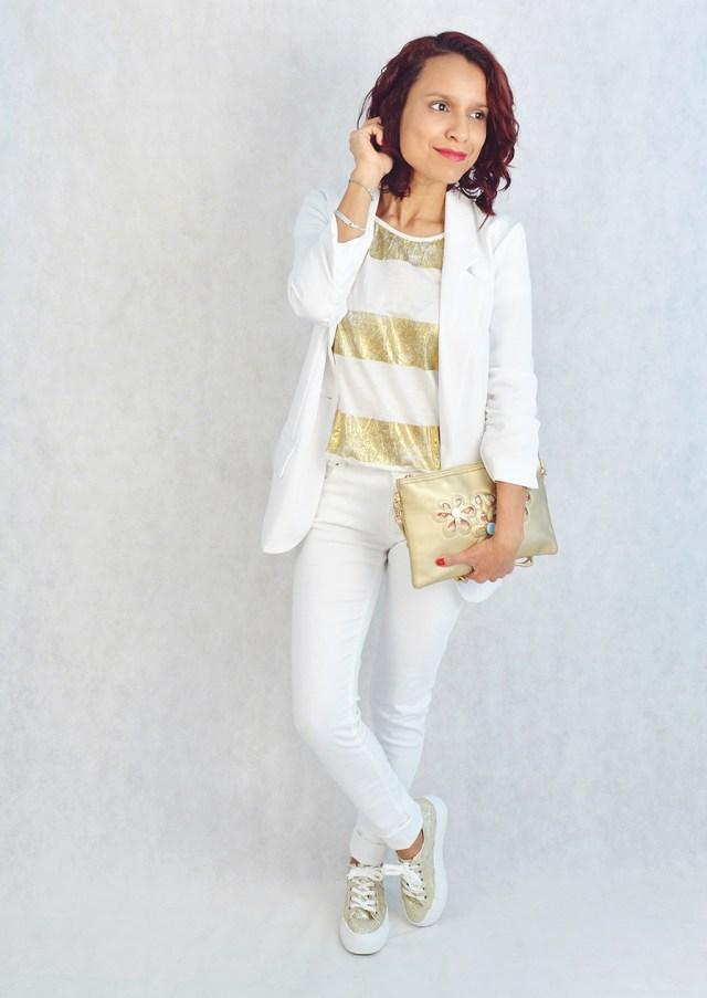 Blanco y dorado 8