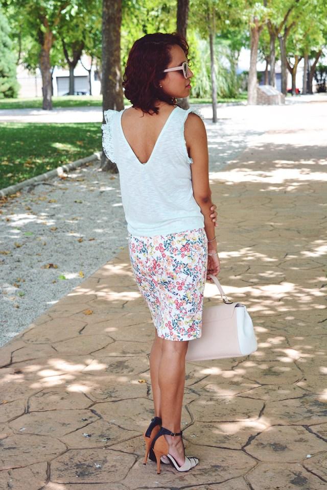 Falda de flores 6