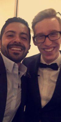 With Matt Pocius