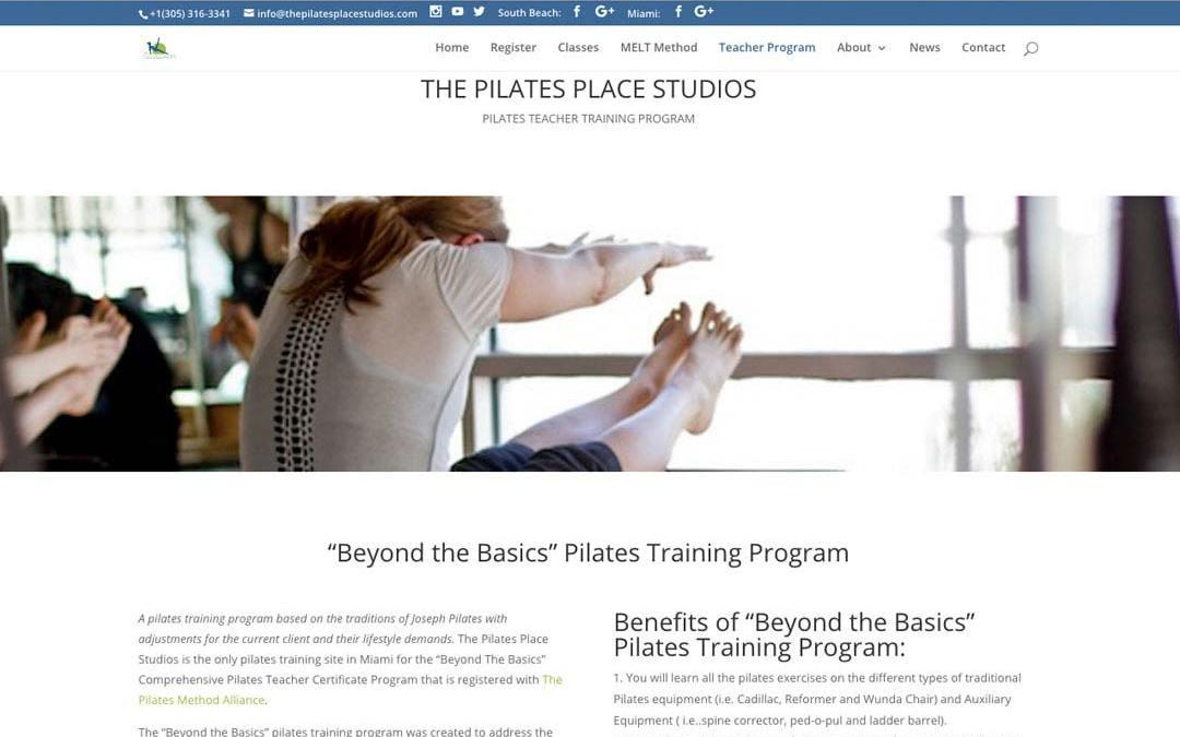 The Pilates Place Studios