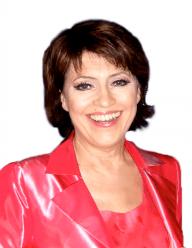 Sängerin Eva Maria Pieckert
