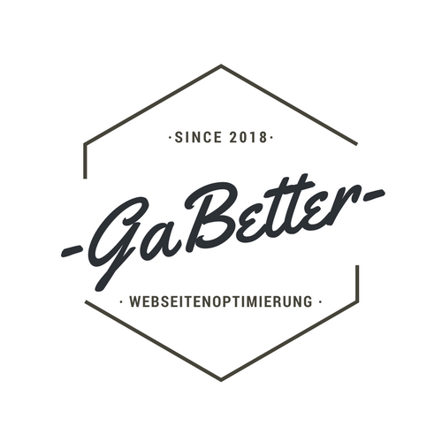 Das transparente Logo von GaBetter