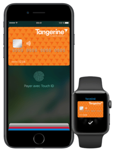 Apple Pay Tangerine