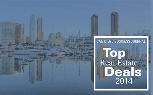 San Diego Multi-Family Deal Maker Of The Year Winner