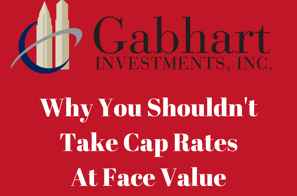 Don't Take Cap Rates at Face Value When Buying Your Next Multi-Family Building