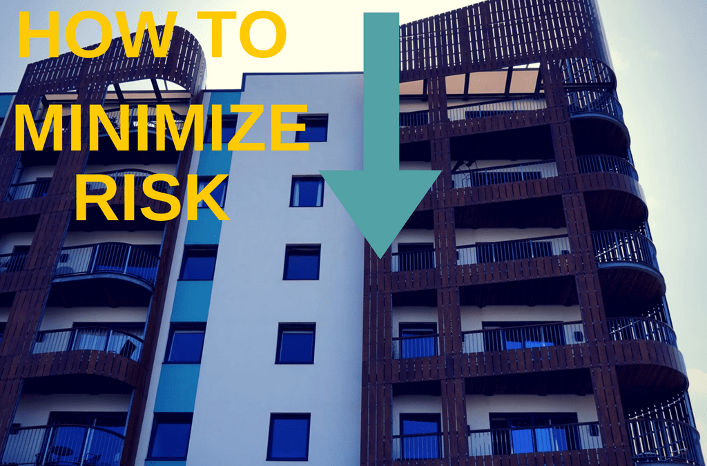 How to Minimize the Risk of Owning An Apartment Building