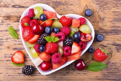 Ernährung gesund und ausgewogen