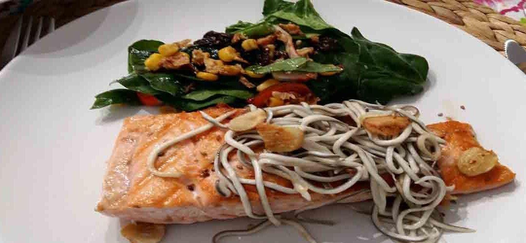 Comer sano durante el tratamiento contra el cáncer