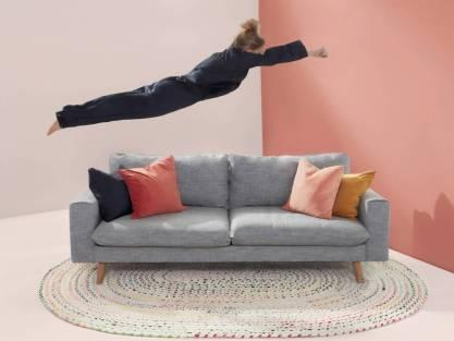 Reclamación de sofá defectuoso de IKEA