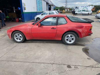 Tasar Porsche