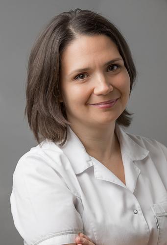 Anna Nagórska - lekarz stomatolog