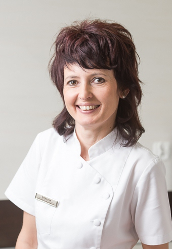 Ewelina Talarczyk - asystentka stomatologiczna