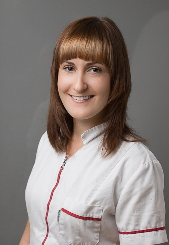 Joanna Zawadka - lekarz stomatolog