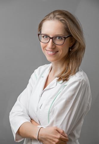 Kamila Łońska - lekarz stomatolog