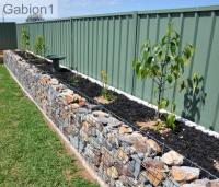 Gabion garden edges - Gabion1 UK