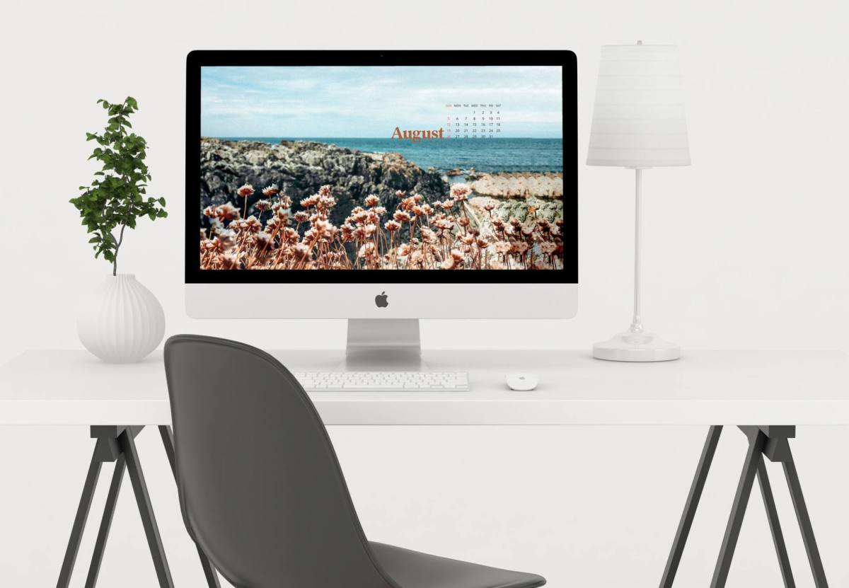 tech backgrounds for August