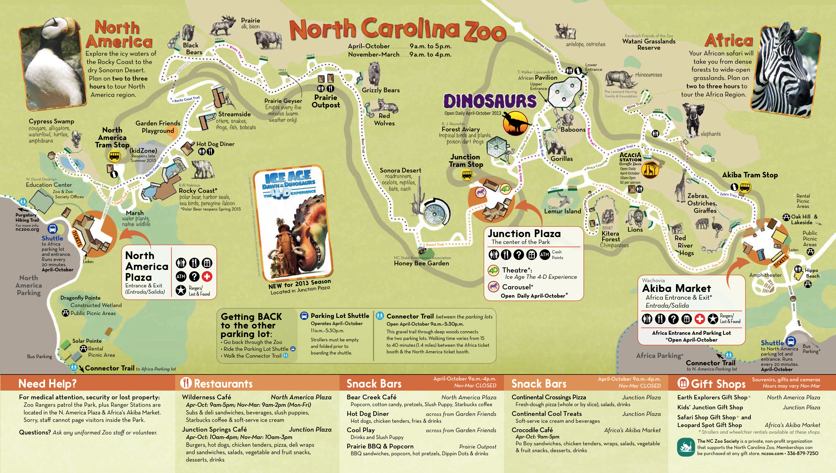 Nc Zoo Impressions Primate Behavior And Ecology