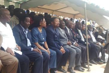 Paulette Missambo inquiétée pour un motif politique (communiqué)