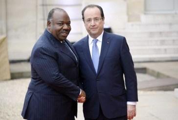 Gabon : Ali Bongo Ondimba et François Hollande le parfait amour