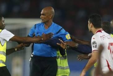 CAN 2015 / Litige : La CAF sans pitié pour la Tunisie suspend l'arbitre mauricien
