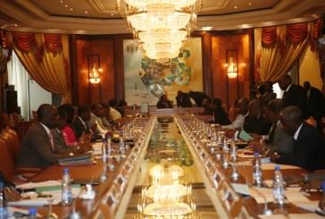 Le gouvernement d'Ali Bongo en conseil des ministres ce vendredi