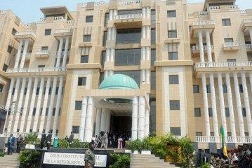 Le nouveau siège de la Cour constitutionnelle n'est pas la propriété de Mborantsuo