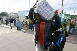 Violences racistes en Afrique du Sud