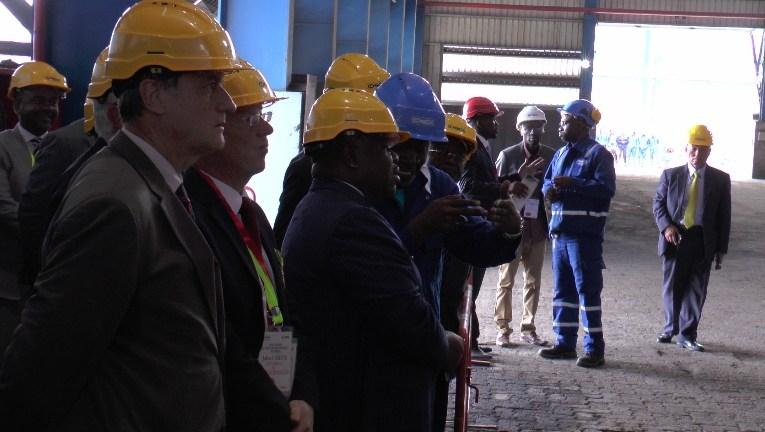 Le Gabon se veut pionnier dans la transformation du minerai de manganèse en Afrique subsaharienne
