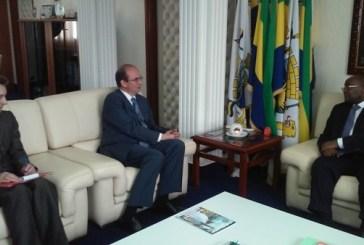 La Russie veut renforcer sa coopération policière avec le Gabon