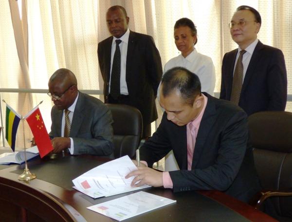 L'AGP et Chine nouvelle désormais liées par un accord de partenariat