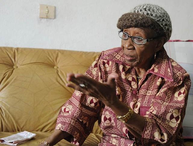 Vicky Founier, star et pionnière de la radio, est morte à 90 ans