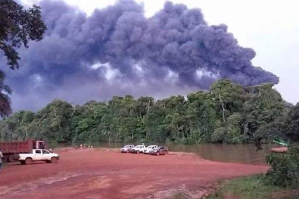 Un ouvrier est mort dans l'explosion sur le site pétrolier d'Addax Petroleum