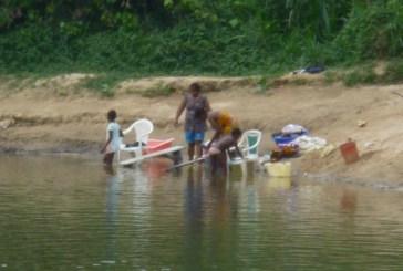 Graves inondations à Tchibanga, plusieurs quartiers touchés