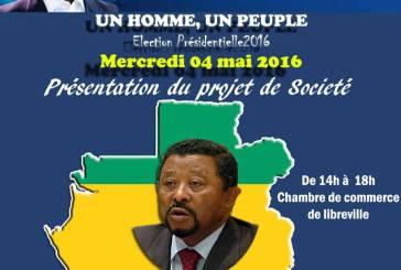 Jean Ping dévoile son projet de société mercredi à Libreville