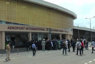 L'aéroport international Ali Bongo Ondimba de Port-Gentil inauguré après 6 ans de travaux