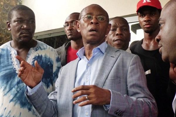 Léon Paul Ngoulakia interpellé vendredi à Libreville