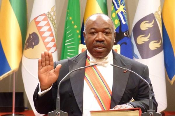 Ali Bongo Ondimba a prêté serment devant la Cour constitutionnelle